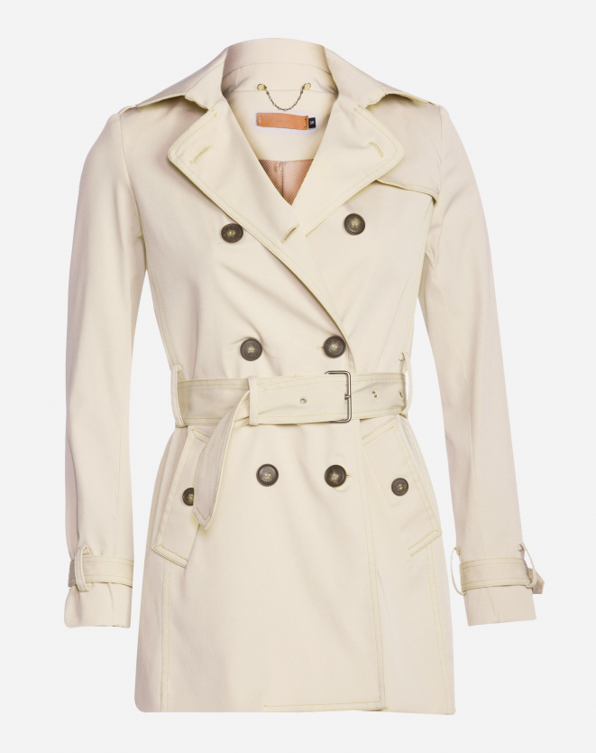 TRENCH COAT LONDON BREEZE BEGE