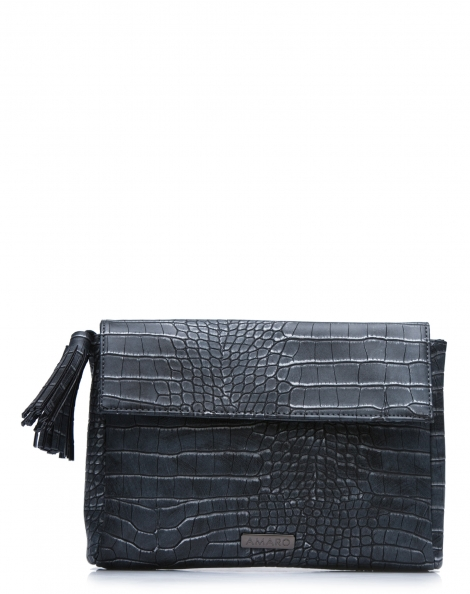 CLUTCH ENVELOPE CROCO