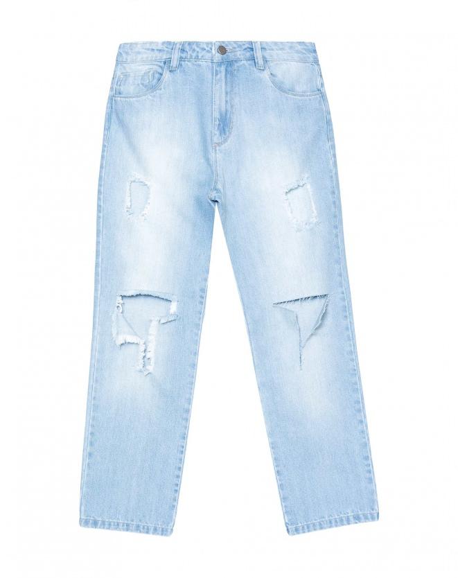 Calça Boyfriend Jeans