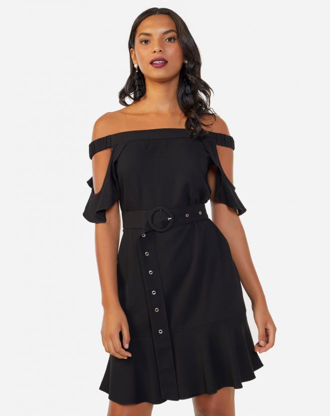 Vestido Preto Verão