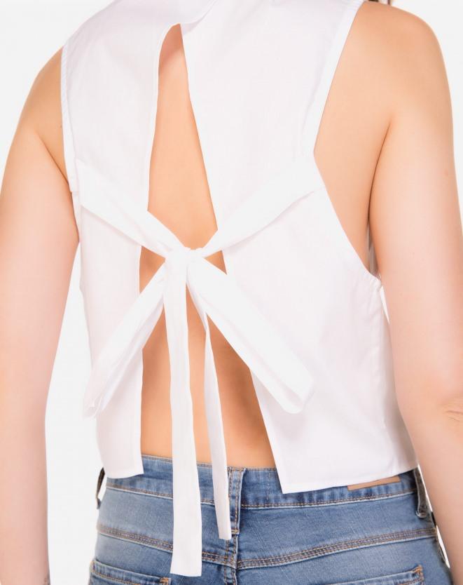 Camisa Branca Verão